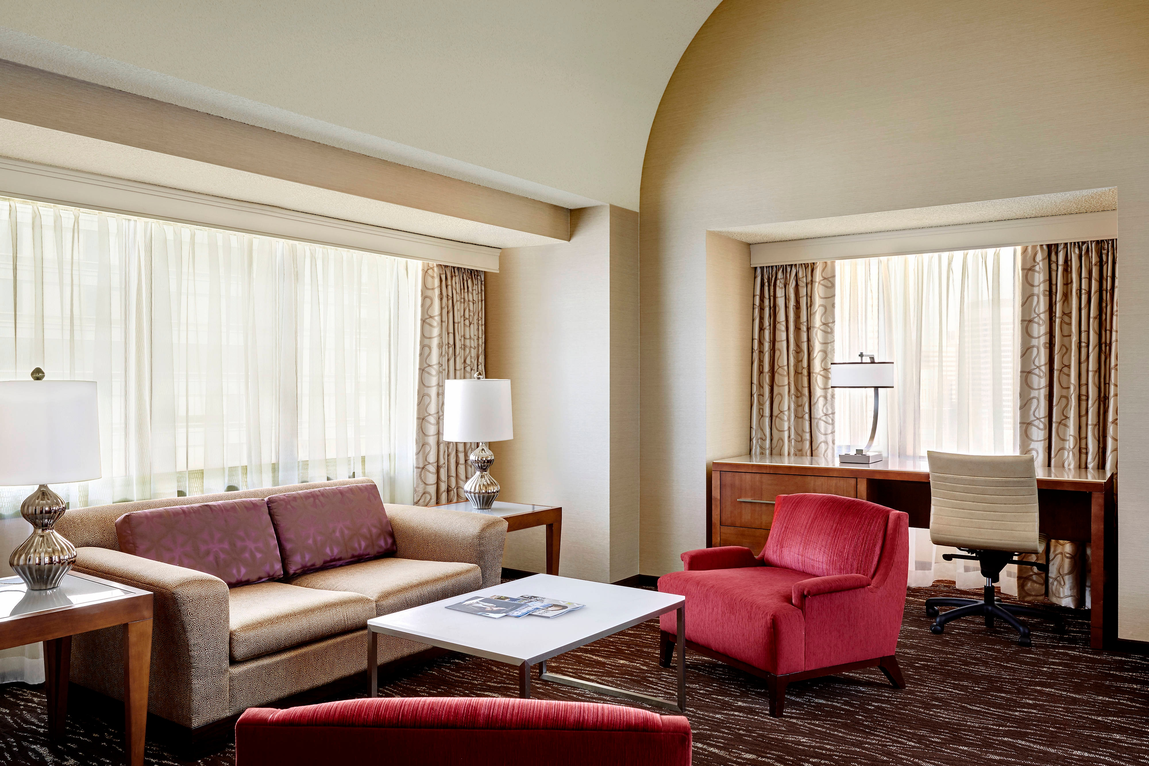 Deluxe King Junior Suite