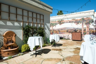 Patio Event Space