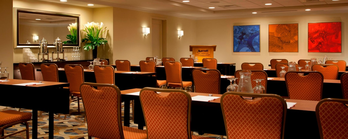 San Francisco hotel meeting venue