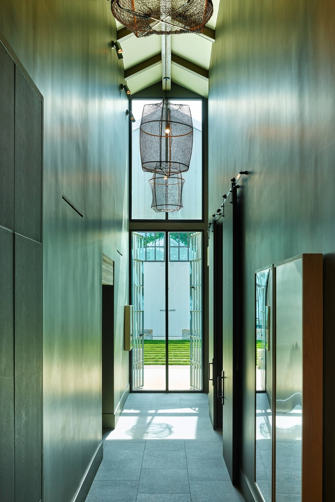 Atrio Spa Entrance Hallway