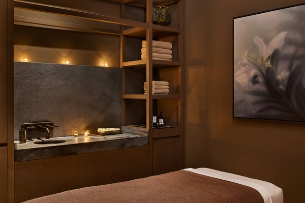 Atrio Spa Treatment Room