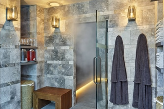 Spa Steam Room