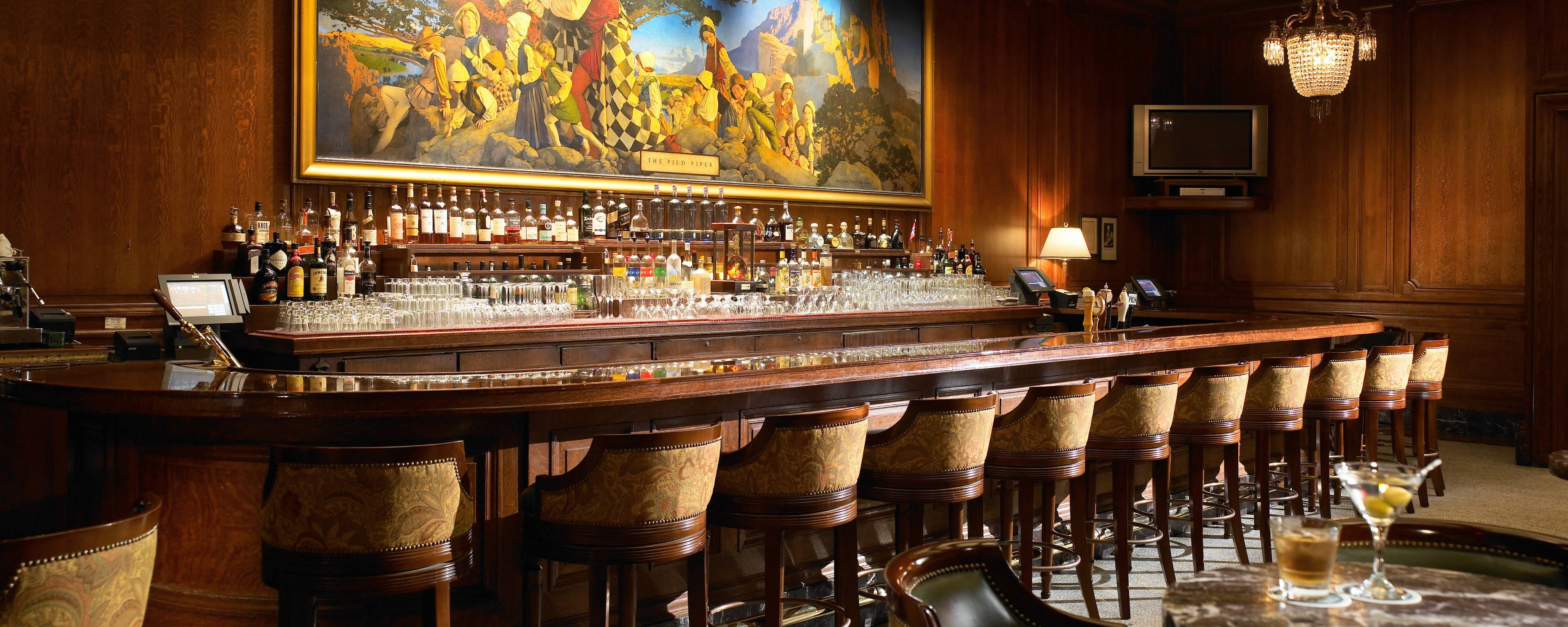 San Francisco hotel restaurants and lounges | Palace Hotel, a Luxury ...