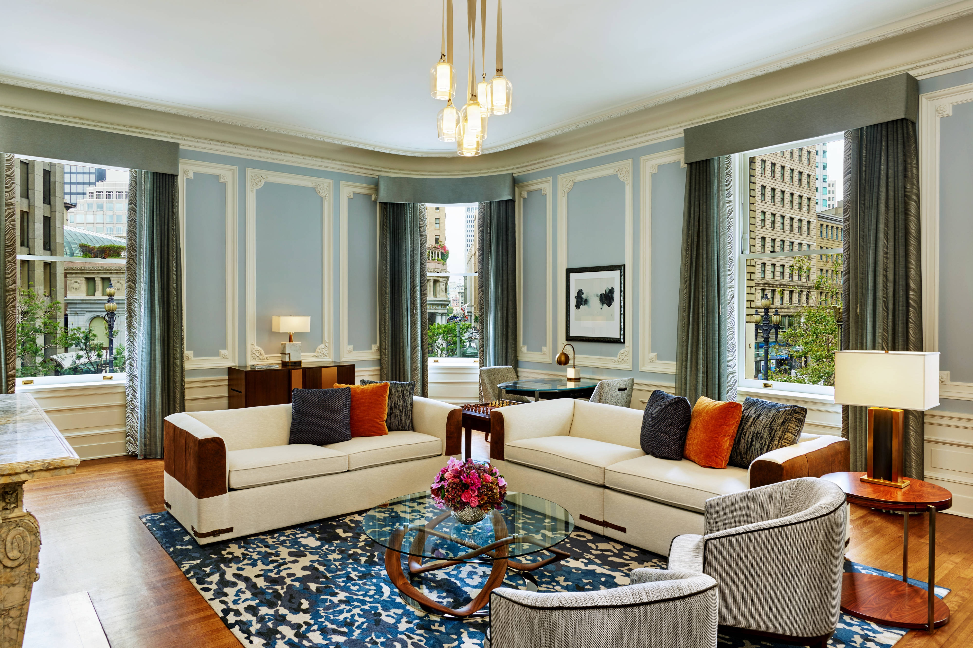 State Suite - Living Room