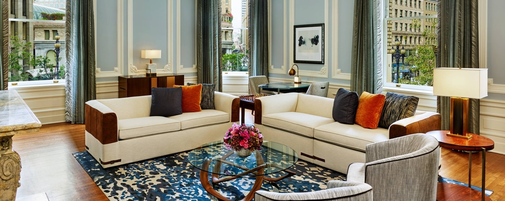San Francisco Suite Palace Hotel A Luxury Collection Hotel San Francisco