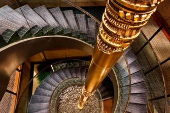 Palmadora Bronze Sculpture Staircase