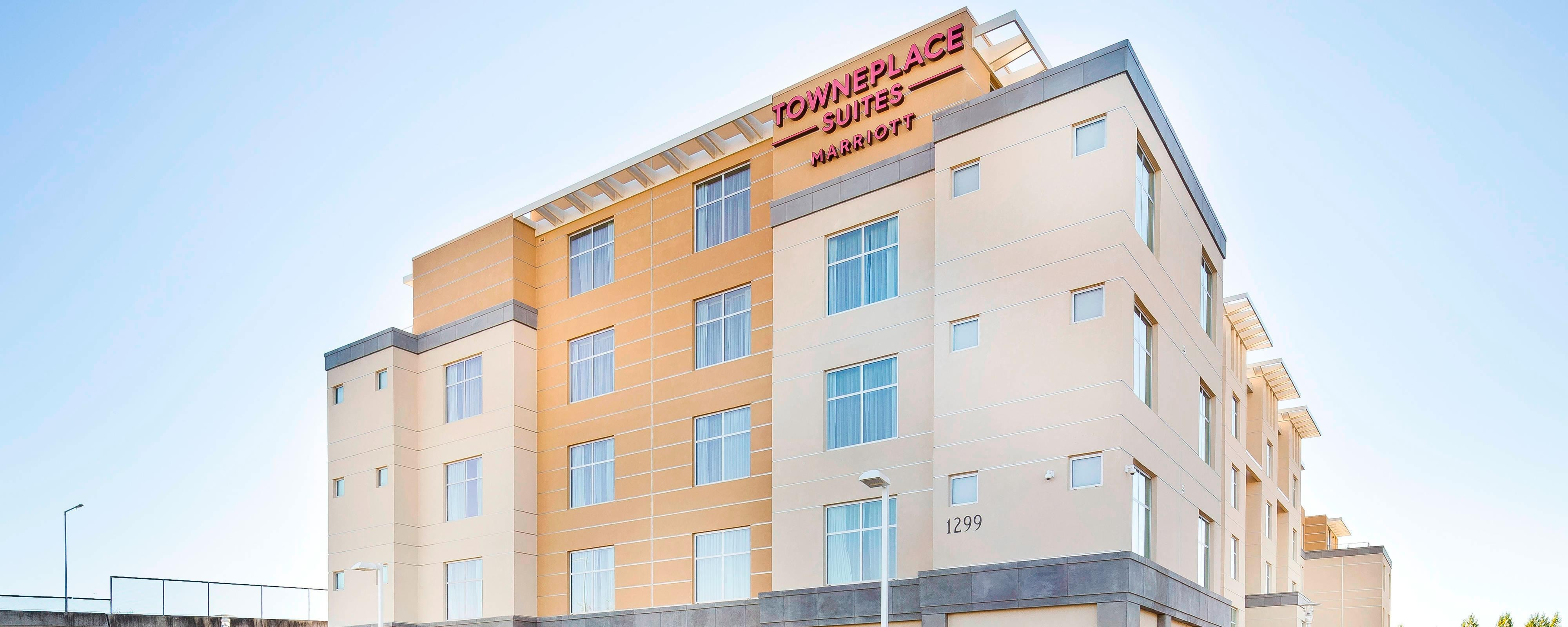 Extended Stay Hotel In Foster City Ca Towneplace Suites