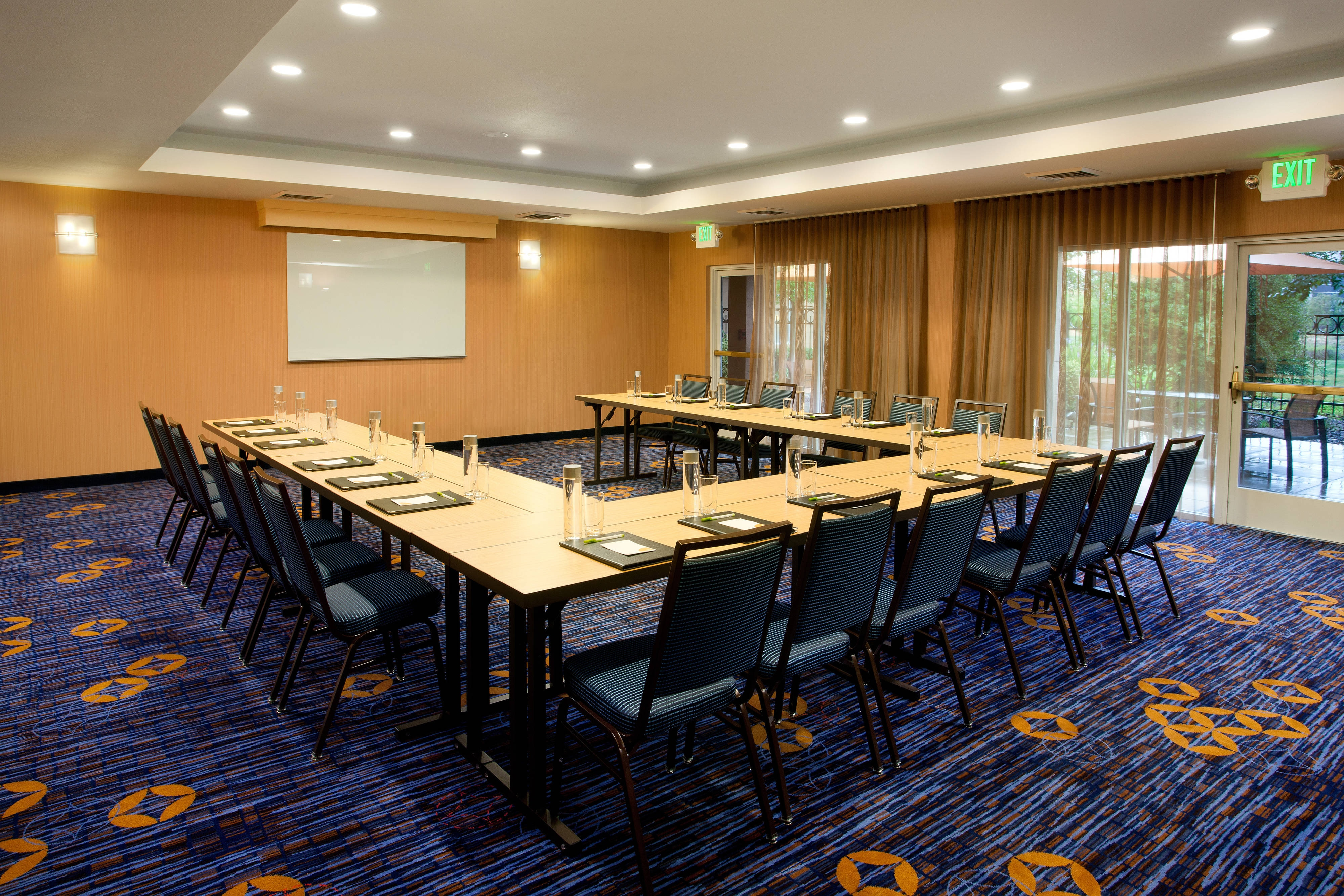Oyster Point Meeting Room