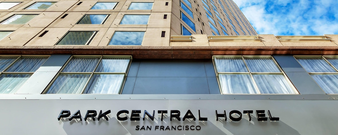 Downtown San Francisco Ca Hotel The Park Central San Francisco
