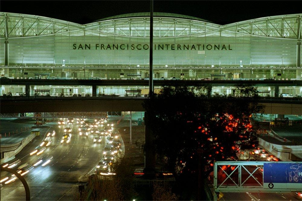 San Francisco Airport (SFO)
