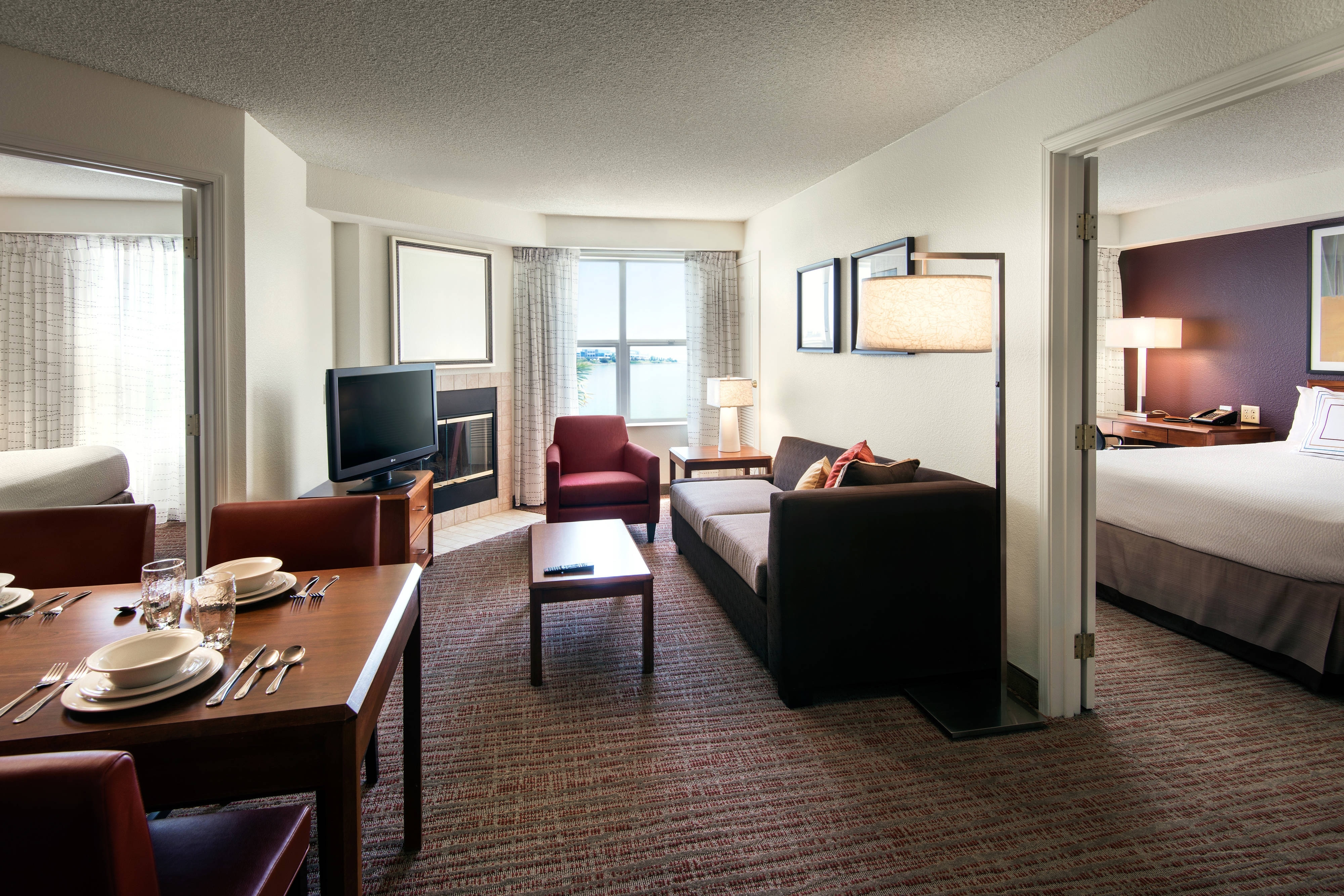 South oyster point san francisco hotels residence inn - Two bedroom suites san francisco ...