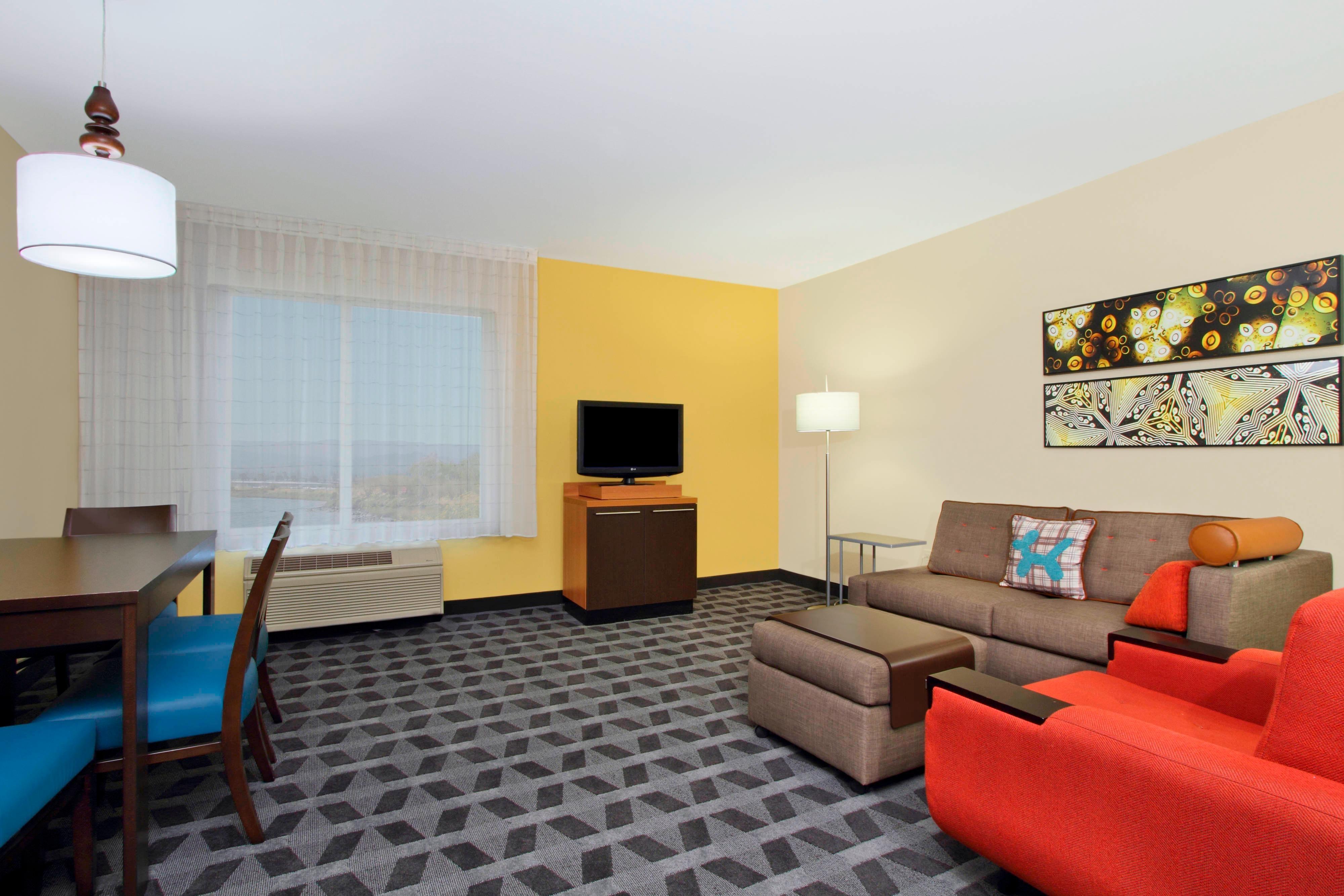 Suite de dos dormitorios - Sala de estar