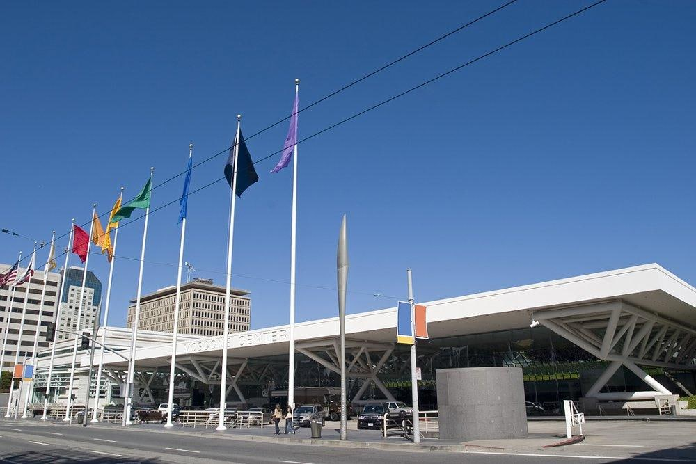 Moscone Center hotels, San Francisco