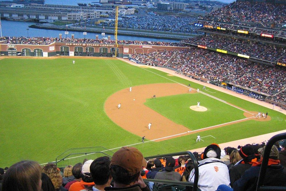 hotels close to AT&T Park