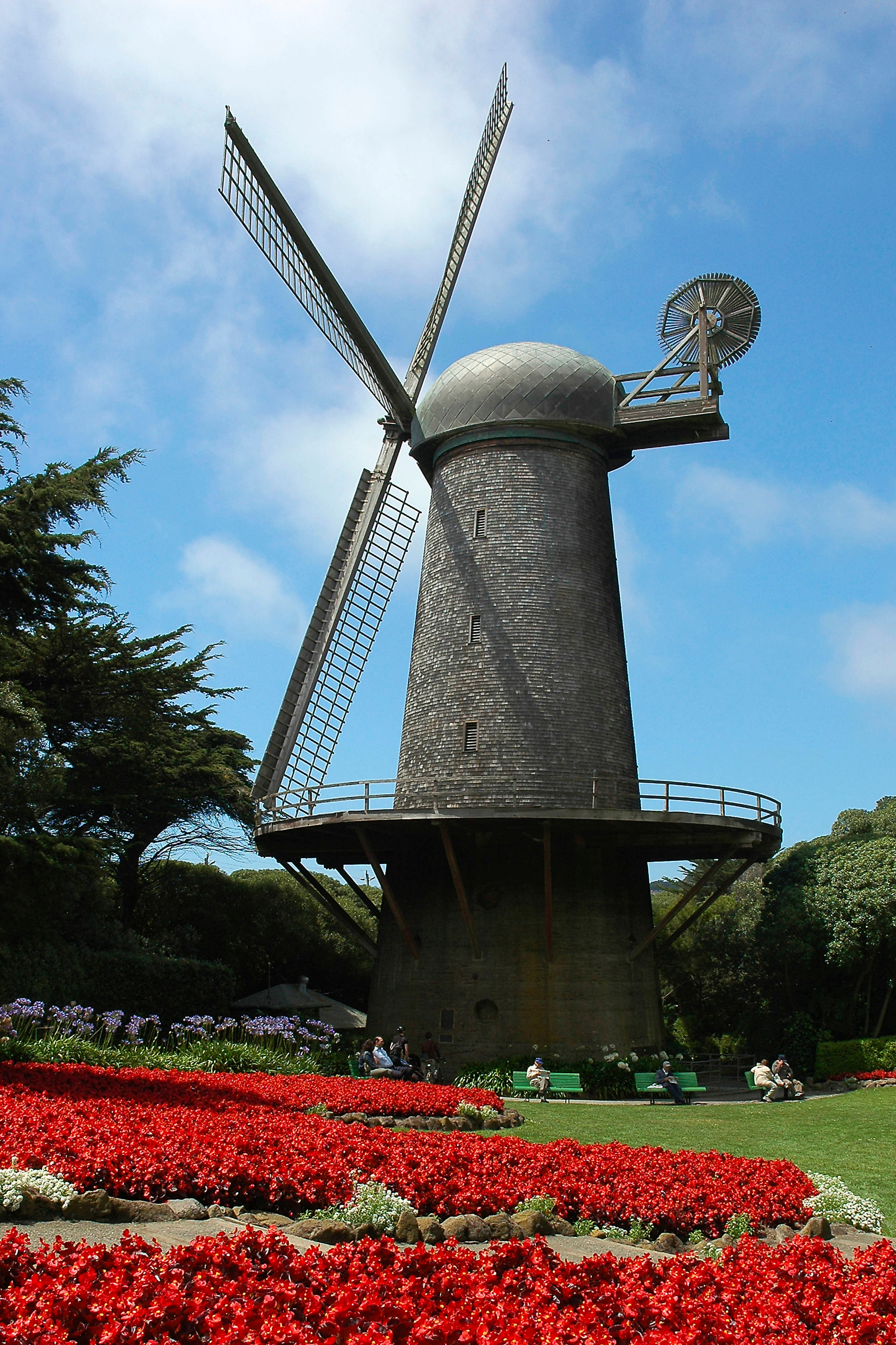 Windmill - Golden Gate Park