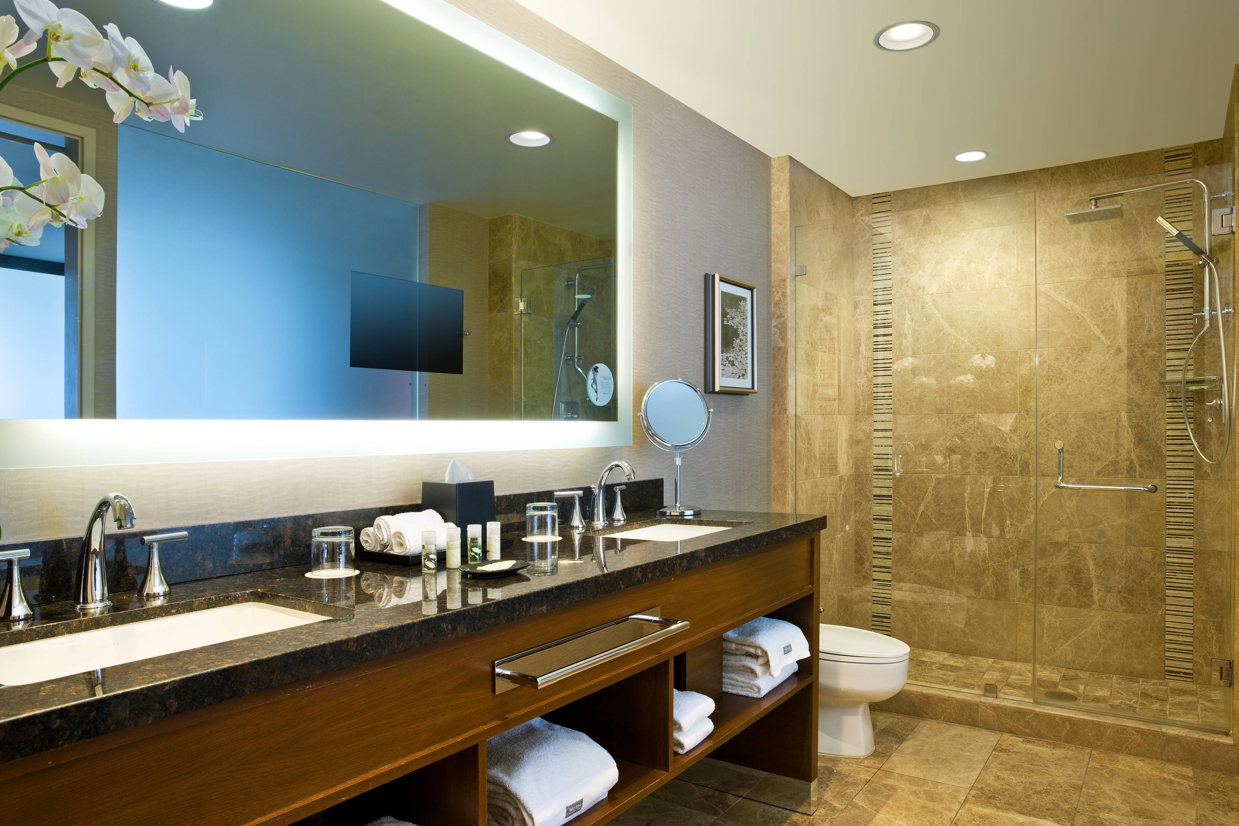 BridgeView Suite - Master Bathroom