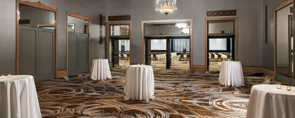 Italian and Grandball Room Combination