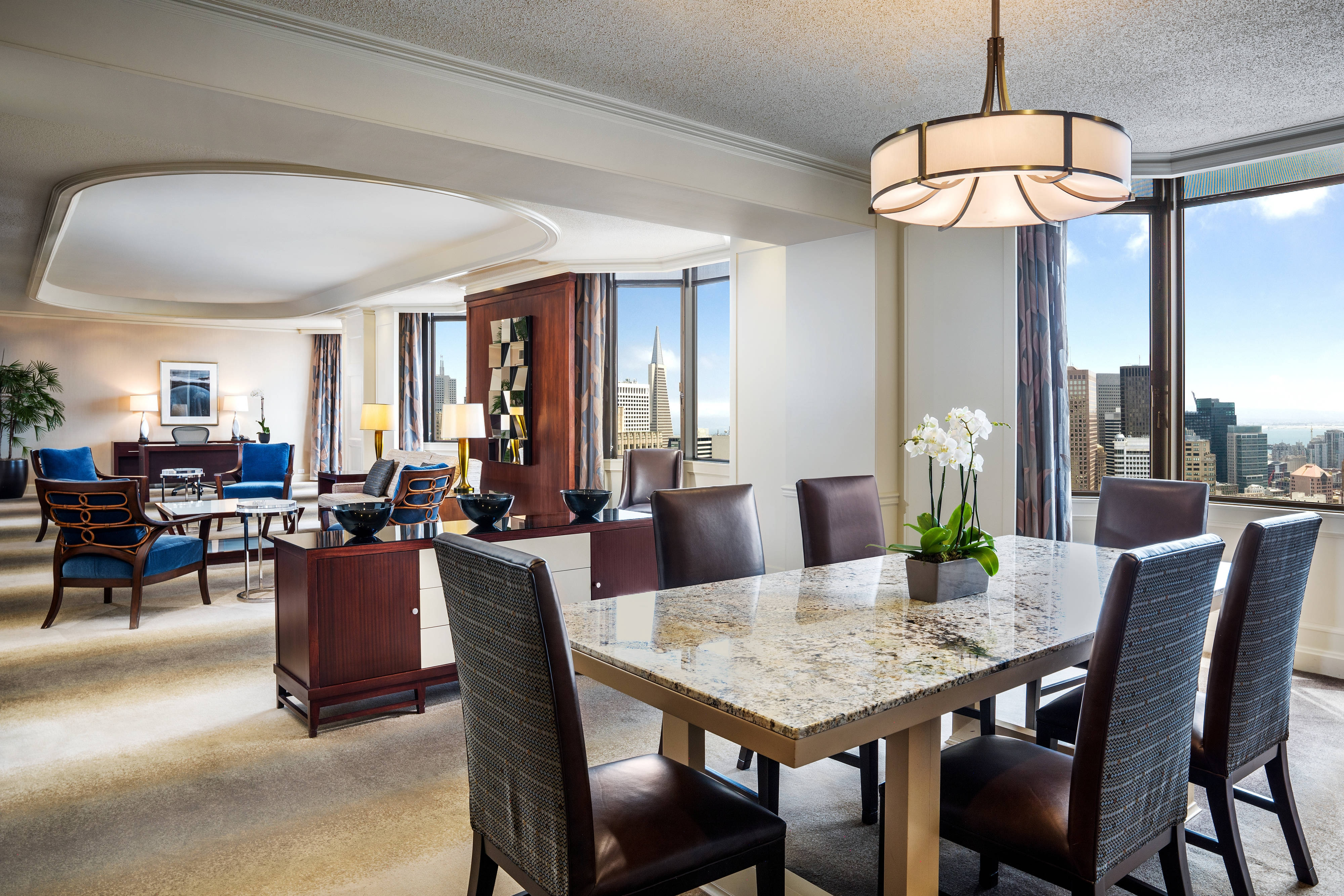 The westin st francis san francisco on union square hotel - Two bedroom suites san francisco ...