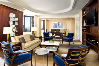 Windsor Suite - Living Area