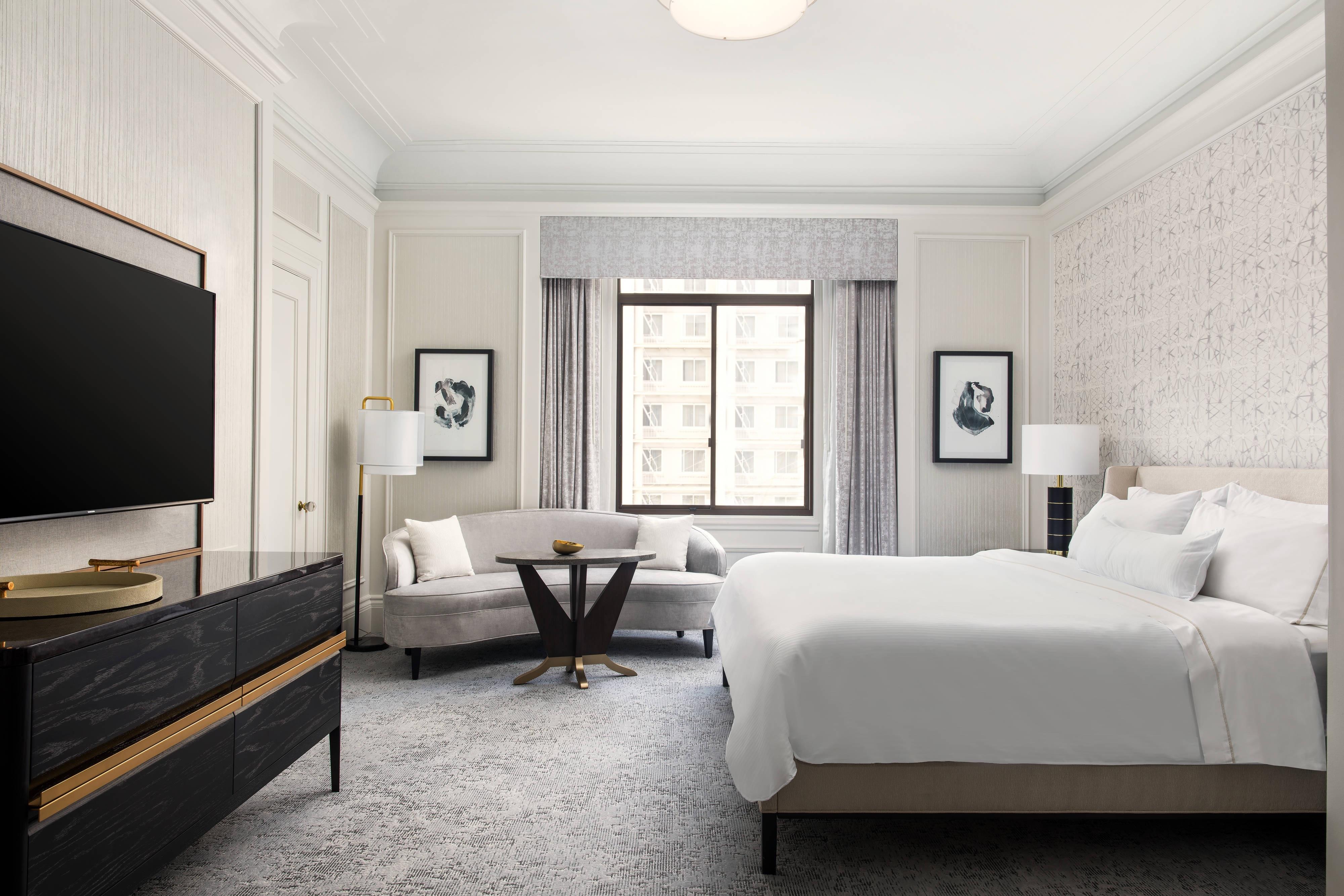 State Suite Bedroom
