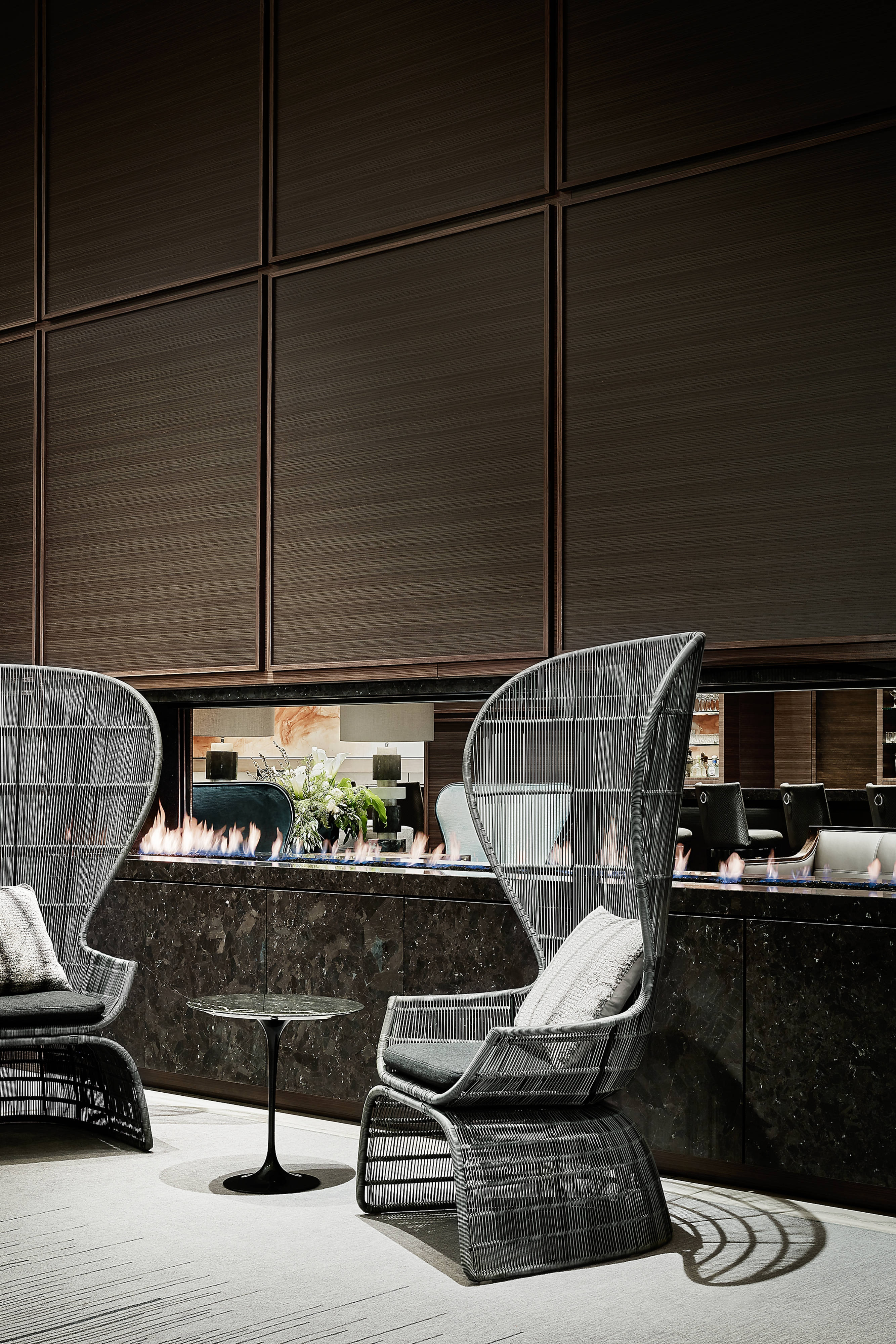 Lobby Entrance Chairs