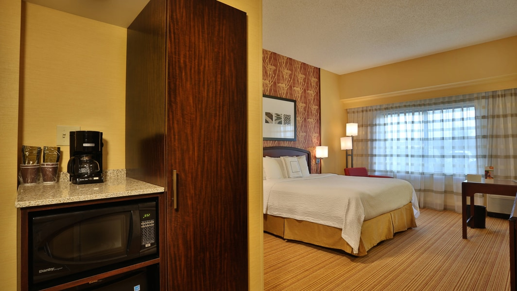 Guest Room – Amenities