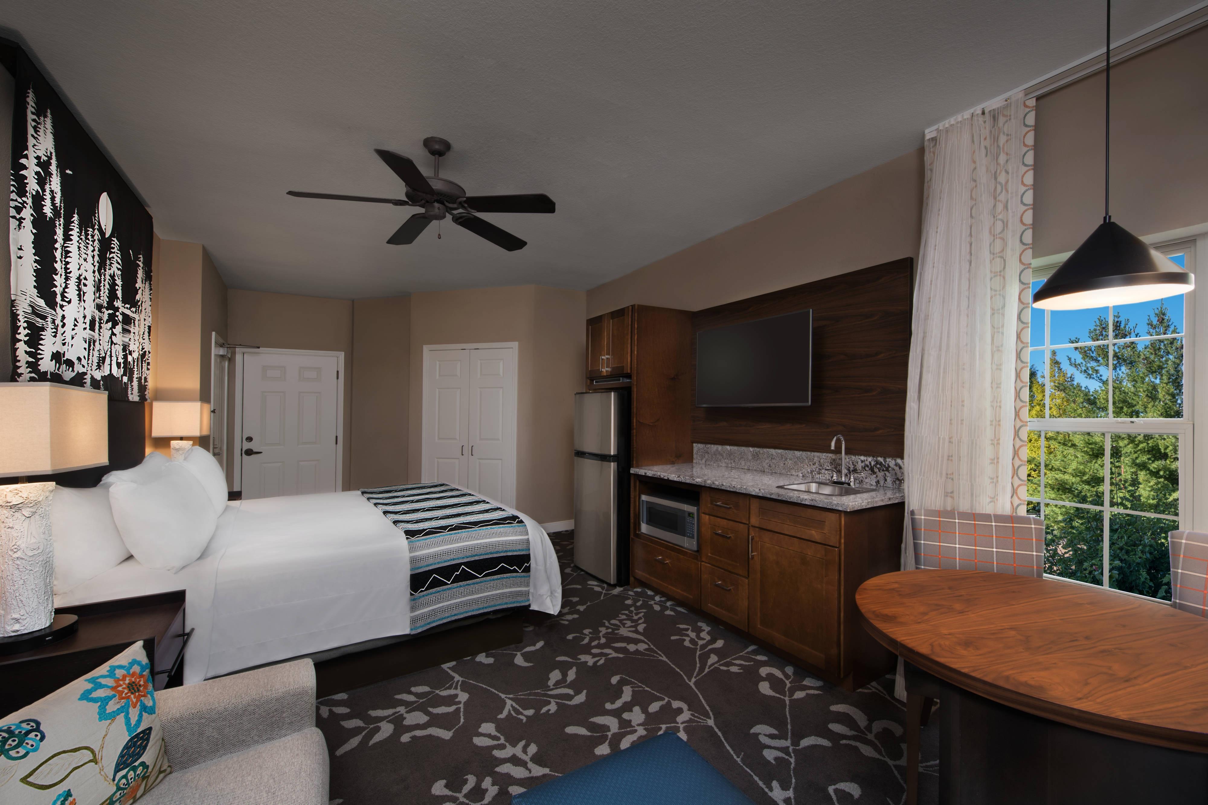 Guest room - Queen Bedroom