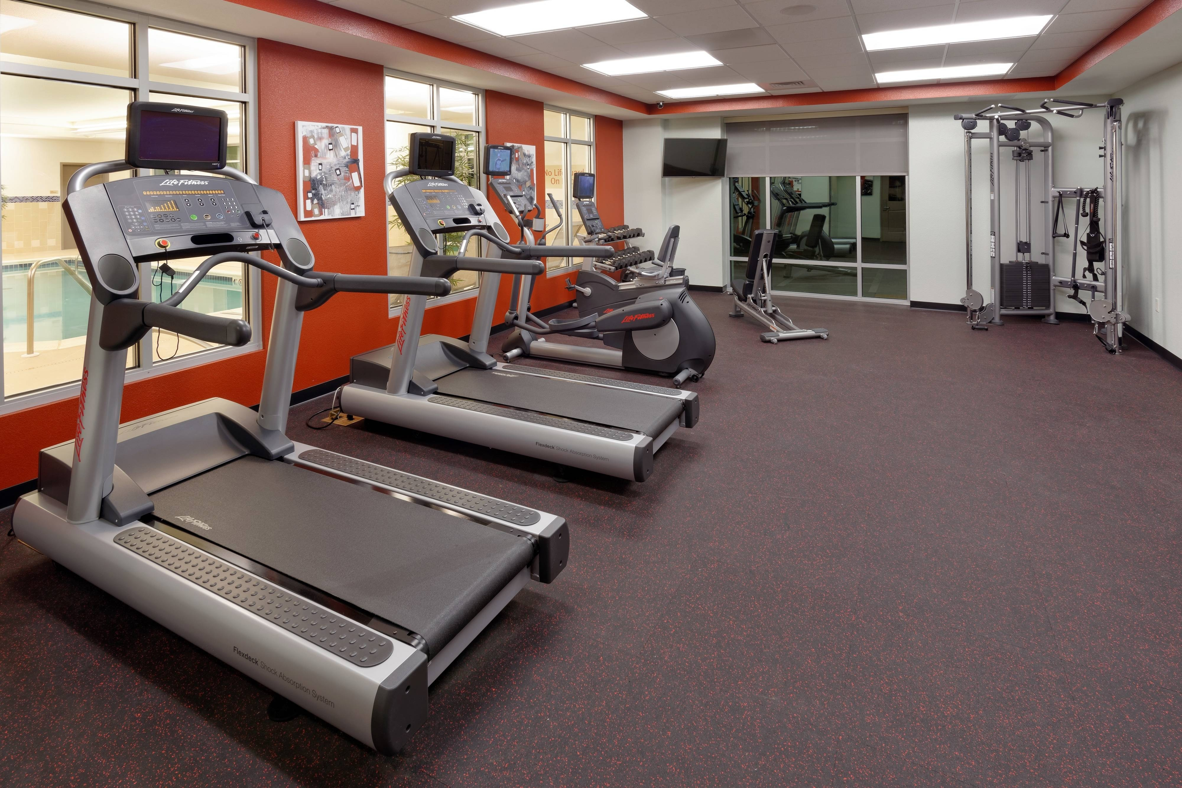 Springfield Missouri Hotel Fitness Center