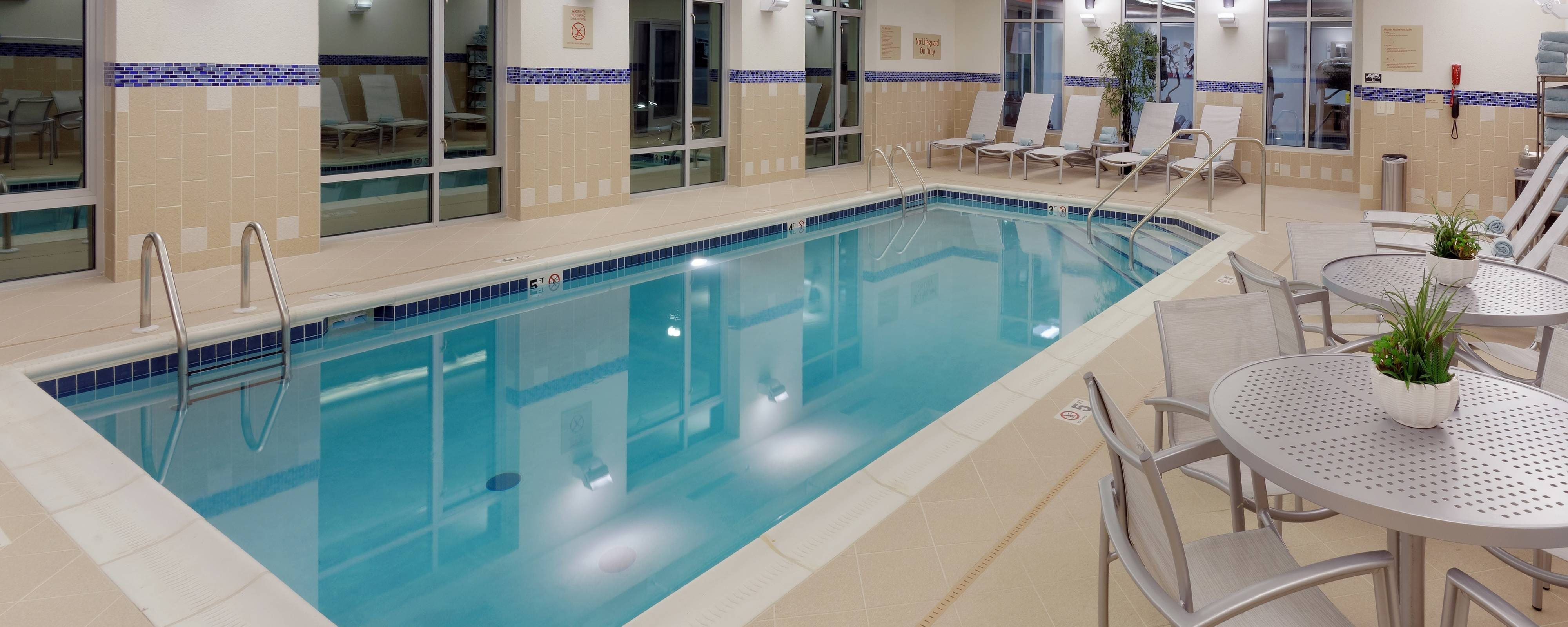 Hotelpool in Springfield, Missouri
