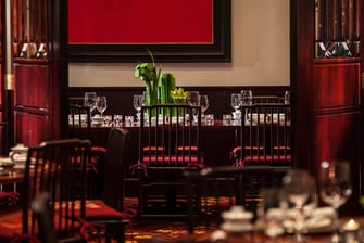 Saigon hotel private dining