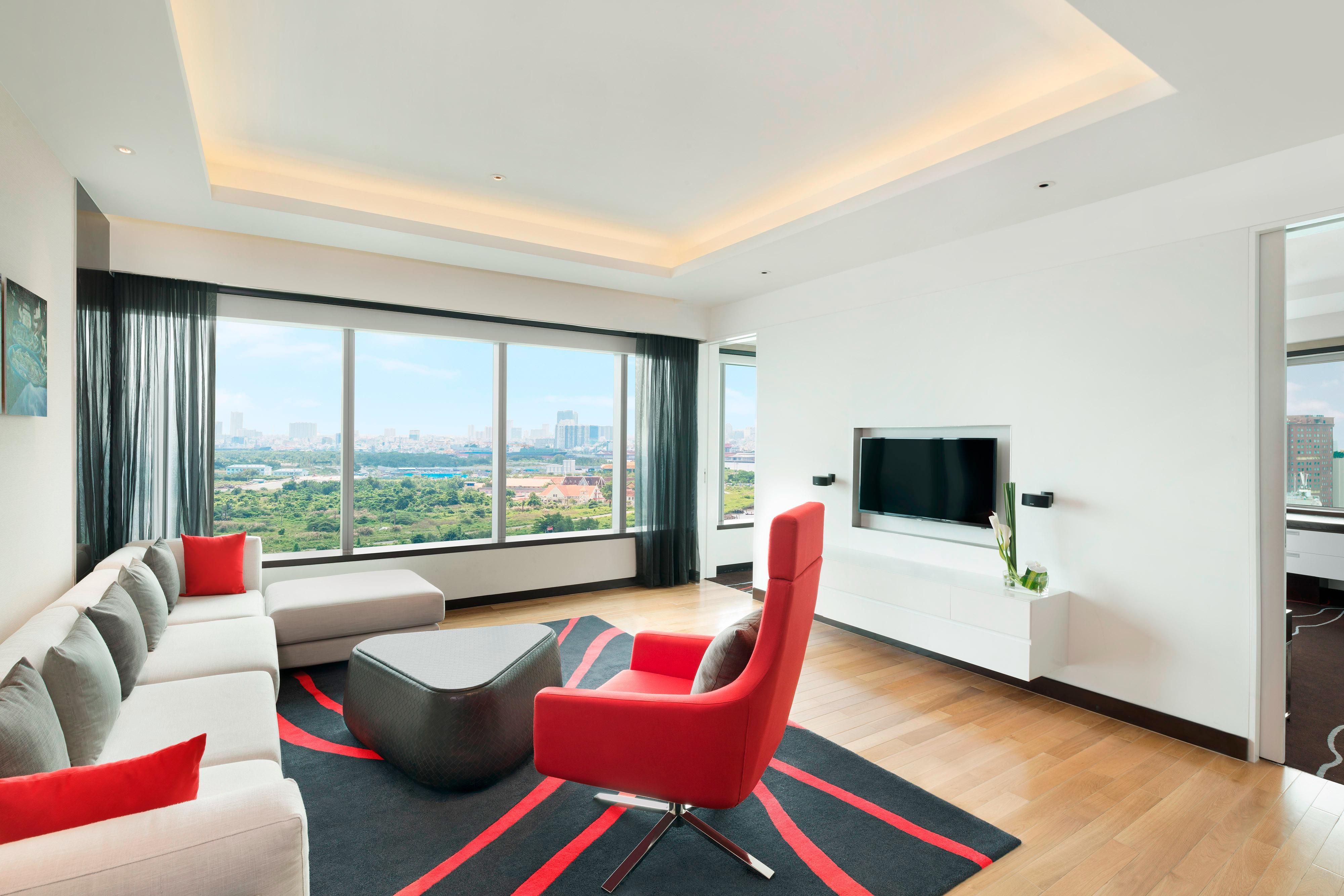 Grand Suite– Wohnzimmer