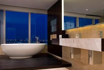 Presidential Suite - Unique bath tube