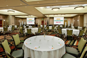 Rim Rock Convention Center – Banquet Setup