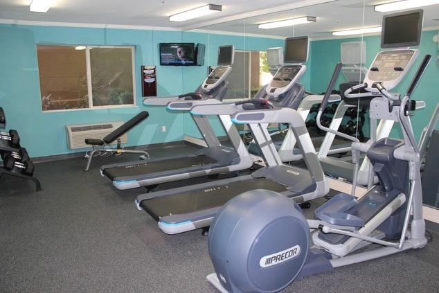 Fairfield Inn St George Utah Fitness Center