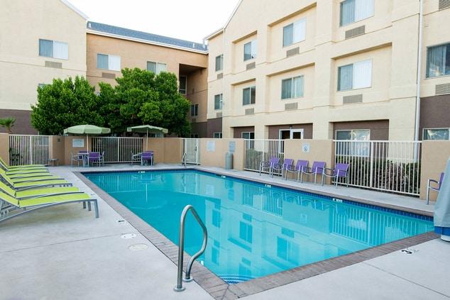 Fairfield Inn St George Utah Outdoor Pool