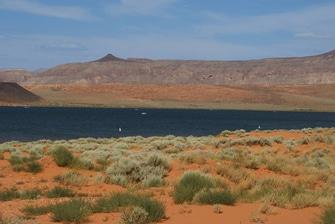 Sand Hollow Reservoir