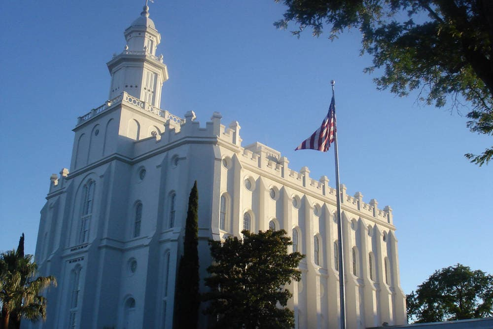 LDS Temple Historic Site