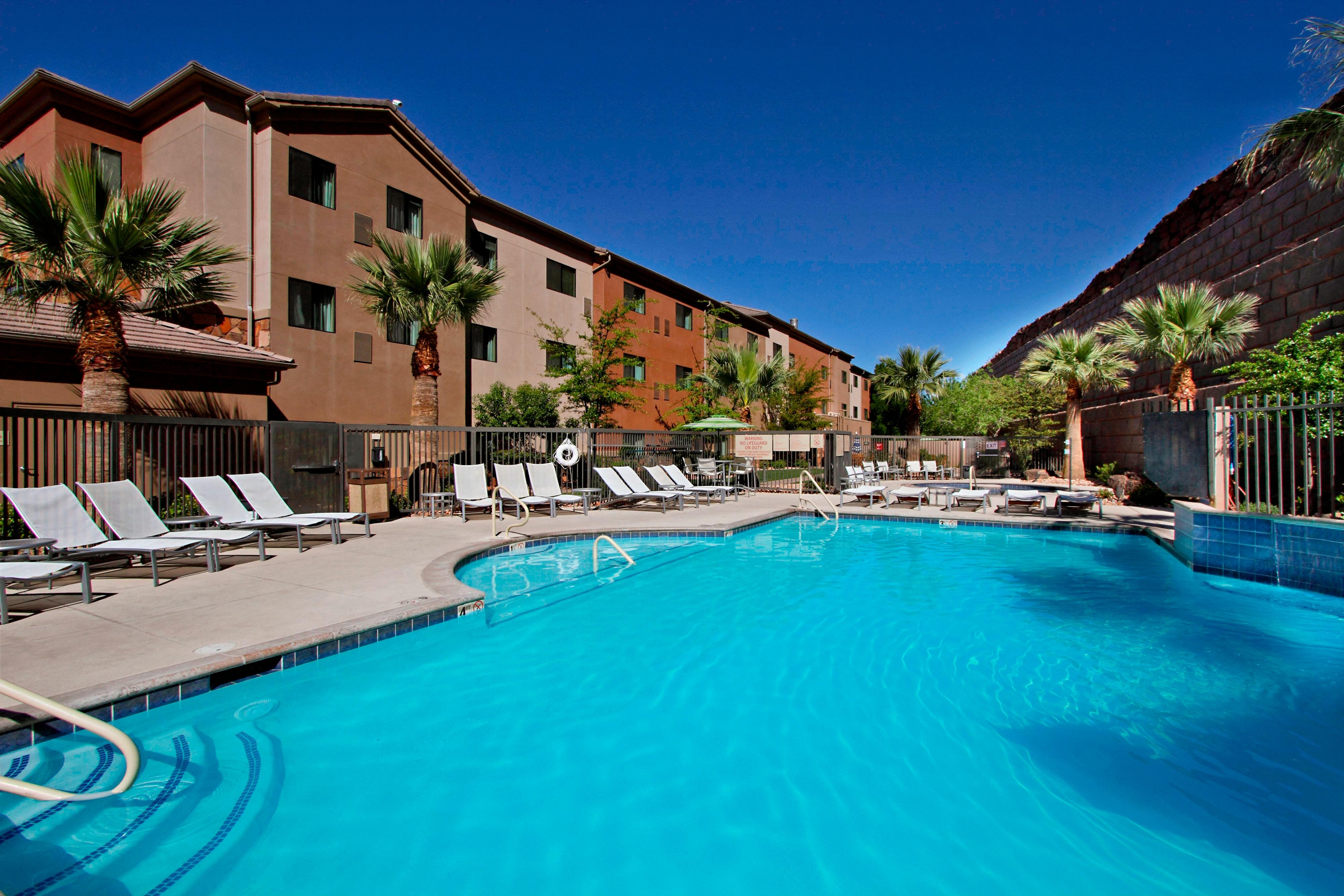 TPS St. George, Utah - Outdoor Pool