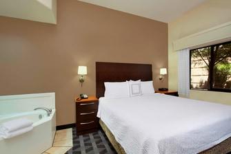 TPS St. George, Utah - One-Bedroom Spa Suite - Bedroom