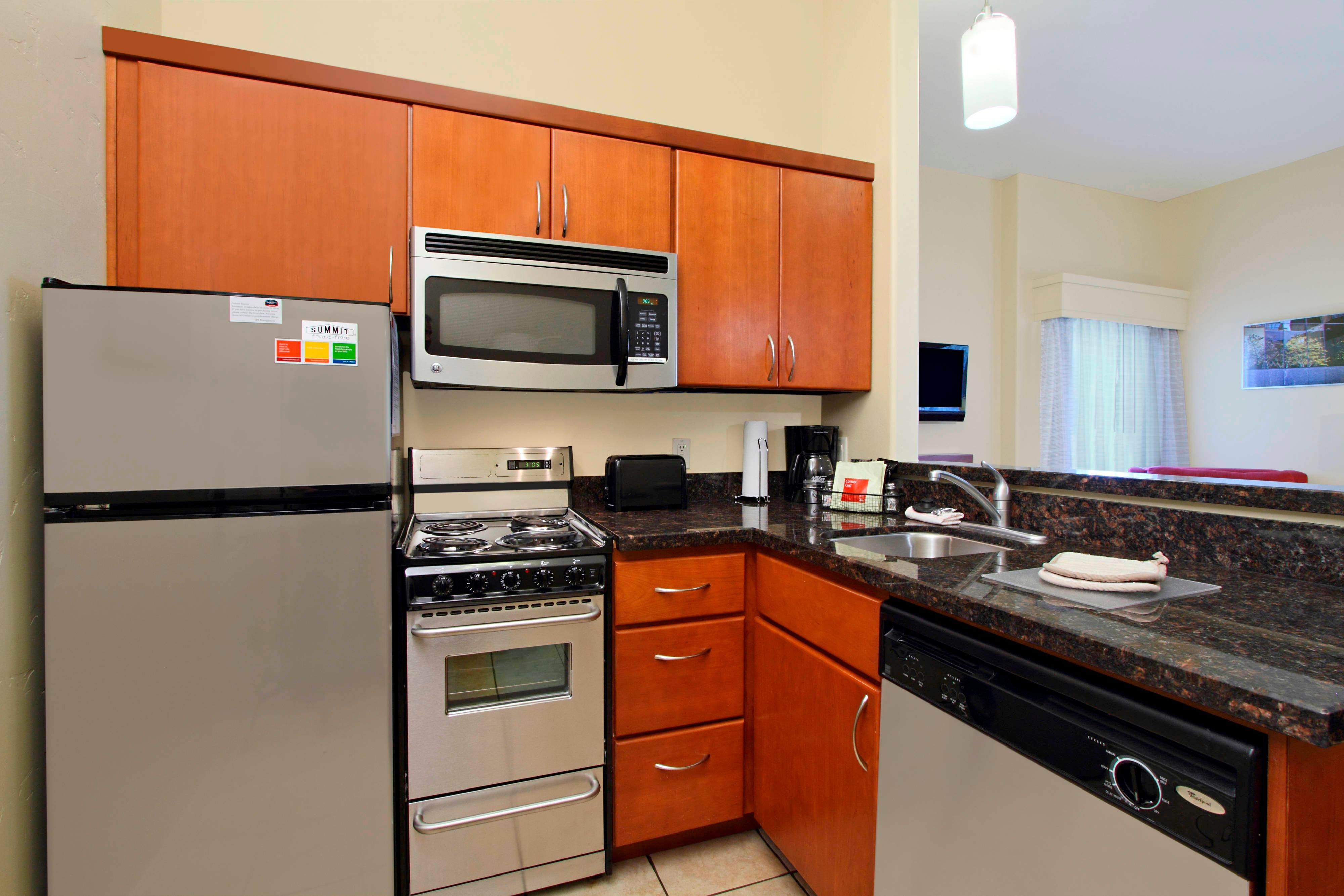 TPS St. George, Utah - Two-Bedroom Suite - Kitchen