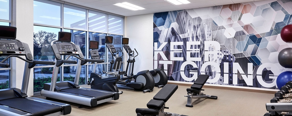 SpringHill Suites Fitness & Recreation