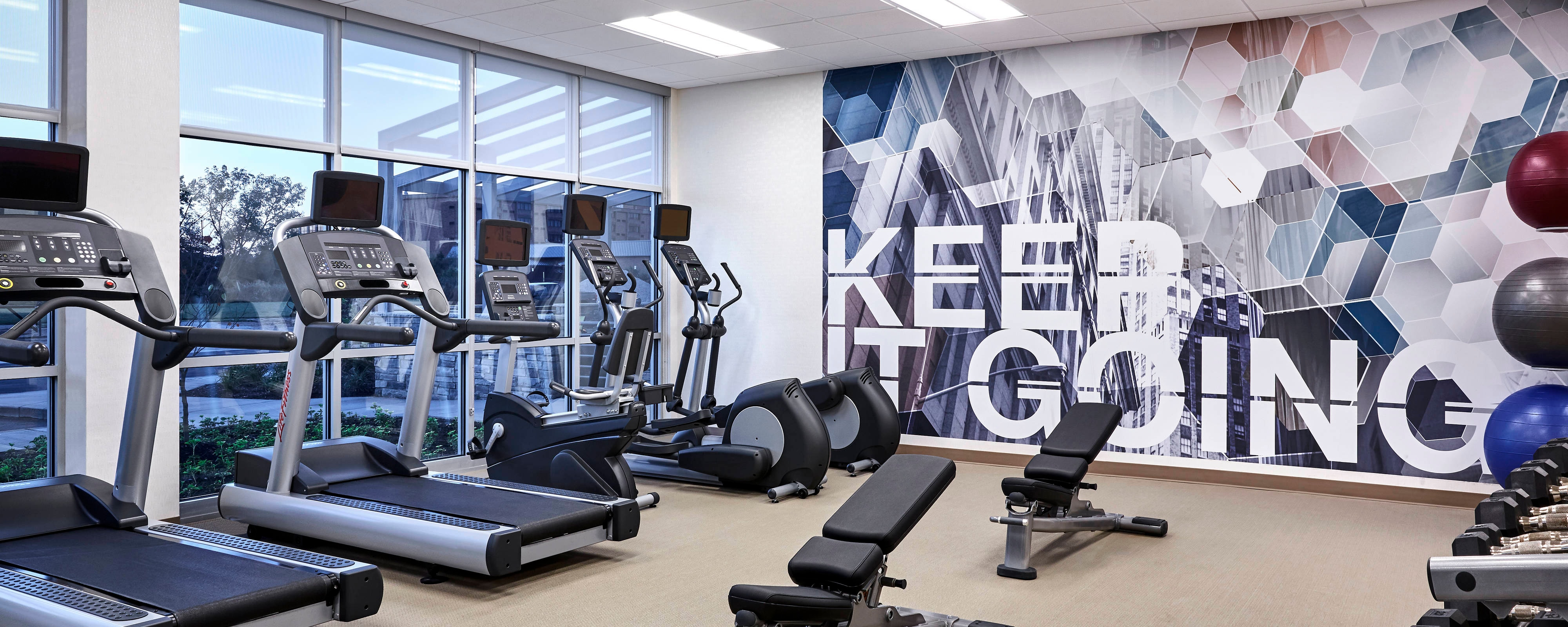 SpringHill Suites Fitness U0026 Recreation