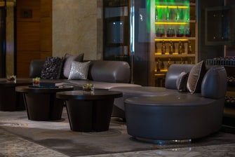 Lobby Seating Area