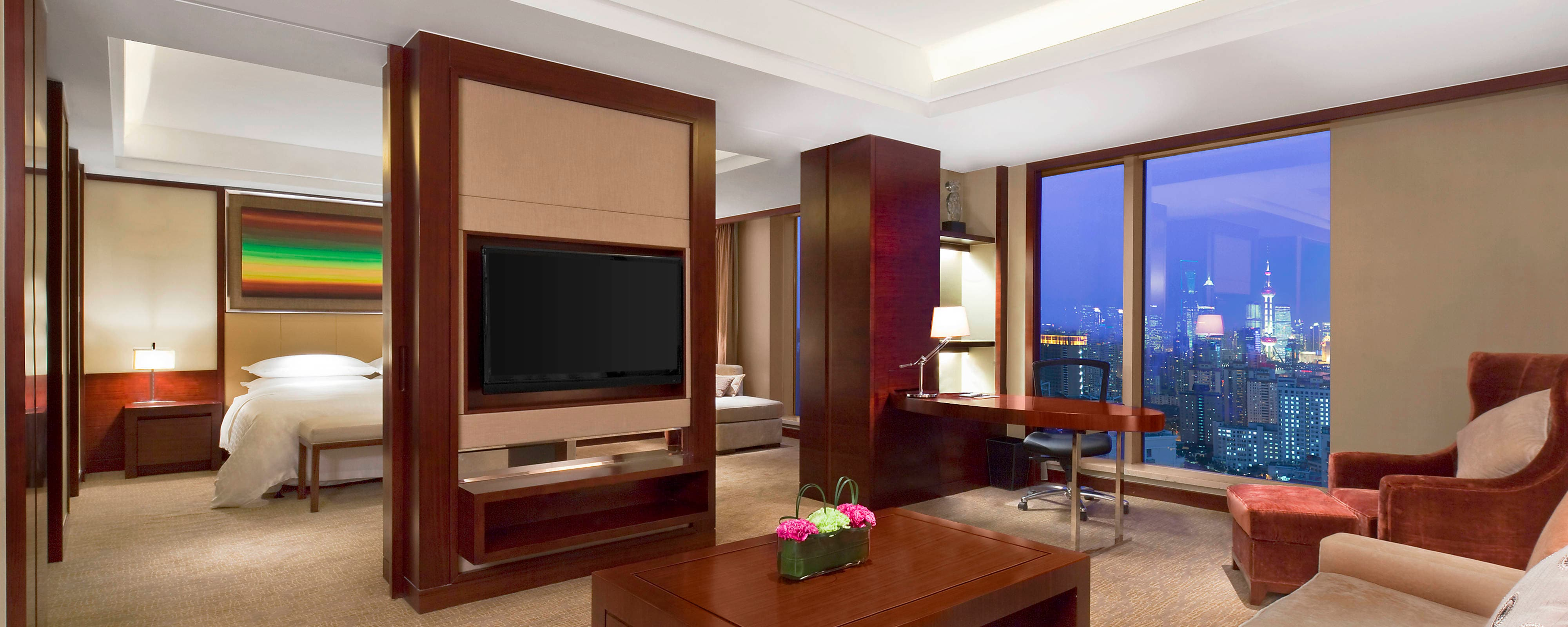Executive Suite Bund View