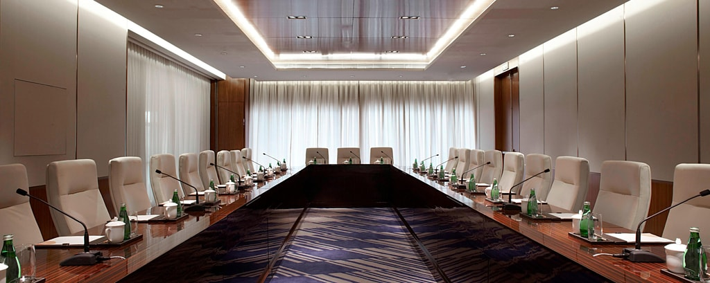 Jiading Hotel Meetings, Meetingraum