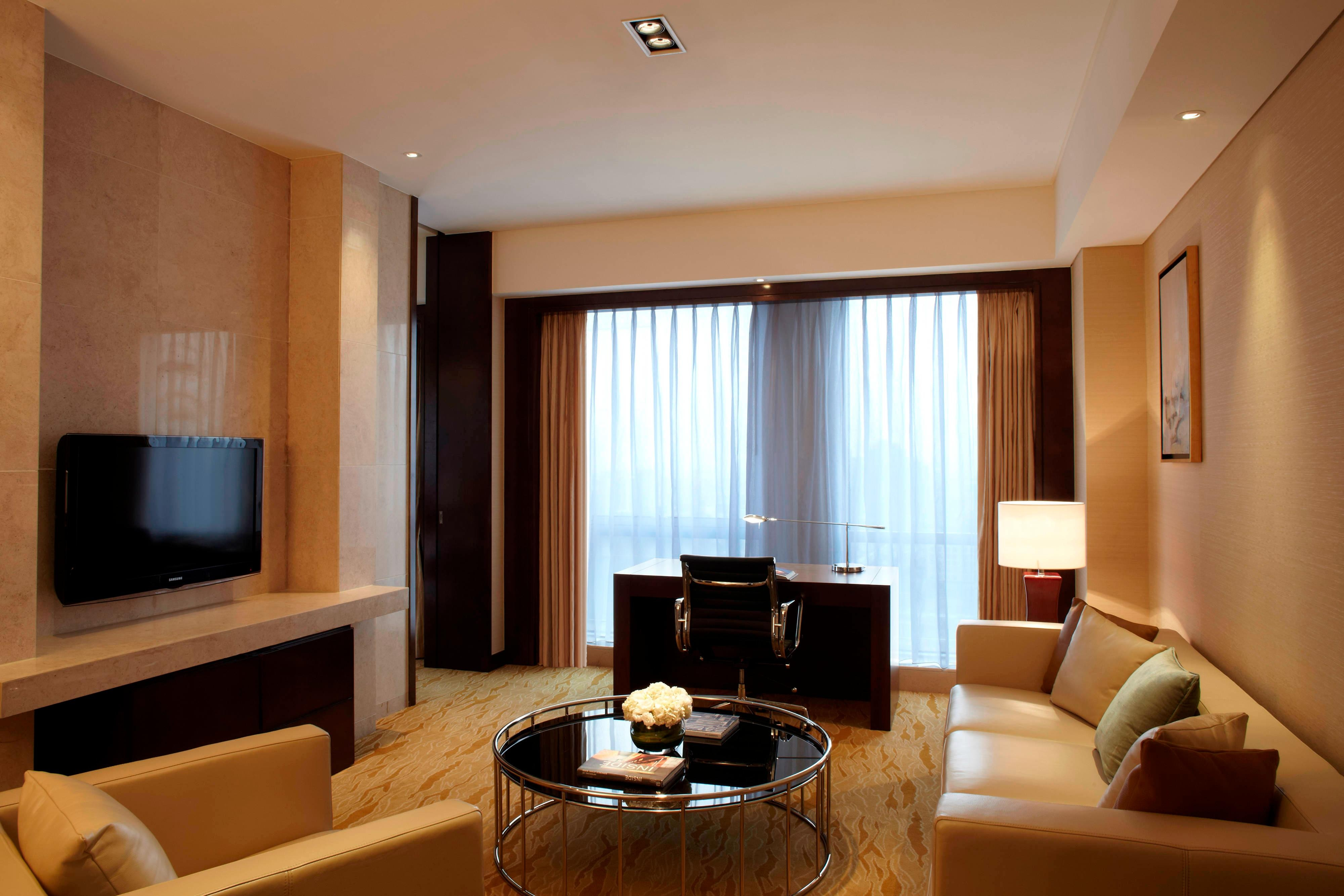 Executive Suite Living Area
