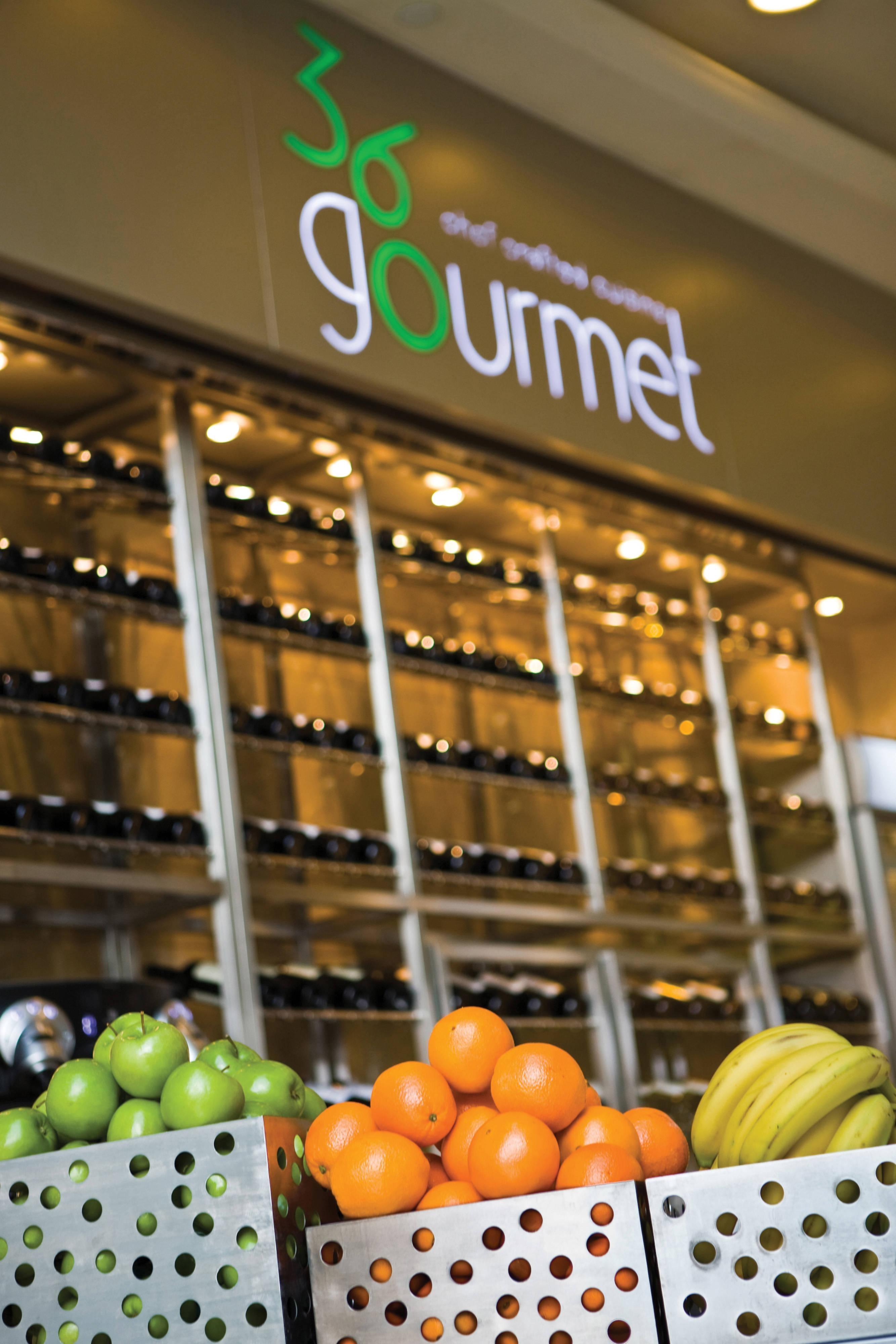 360 Gourmet Shop