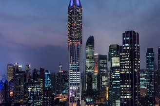 JW Marriott Hotel Shanghai at Tomorrow Square