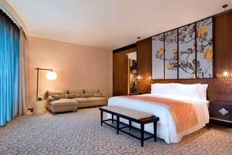 Hengshan Suite - Bedroom