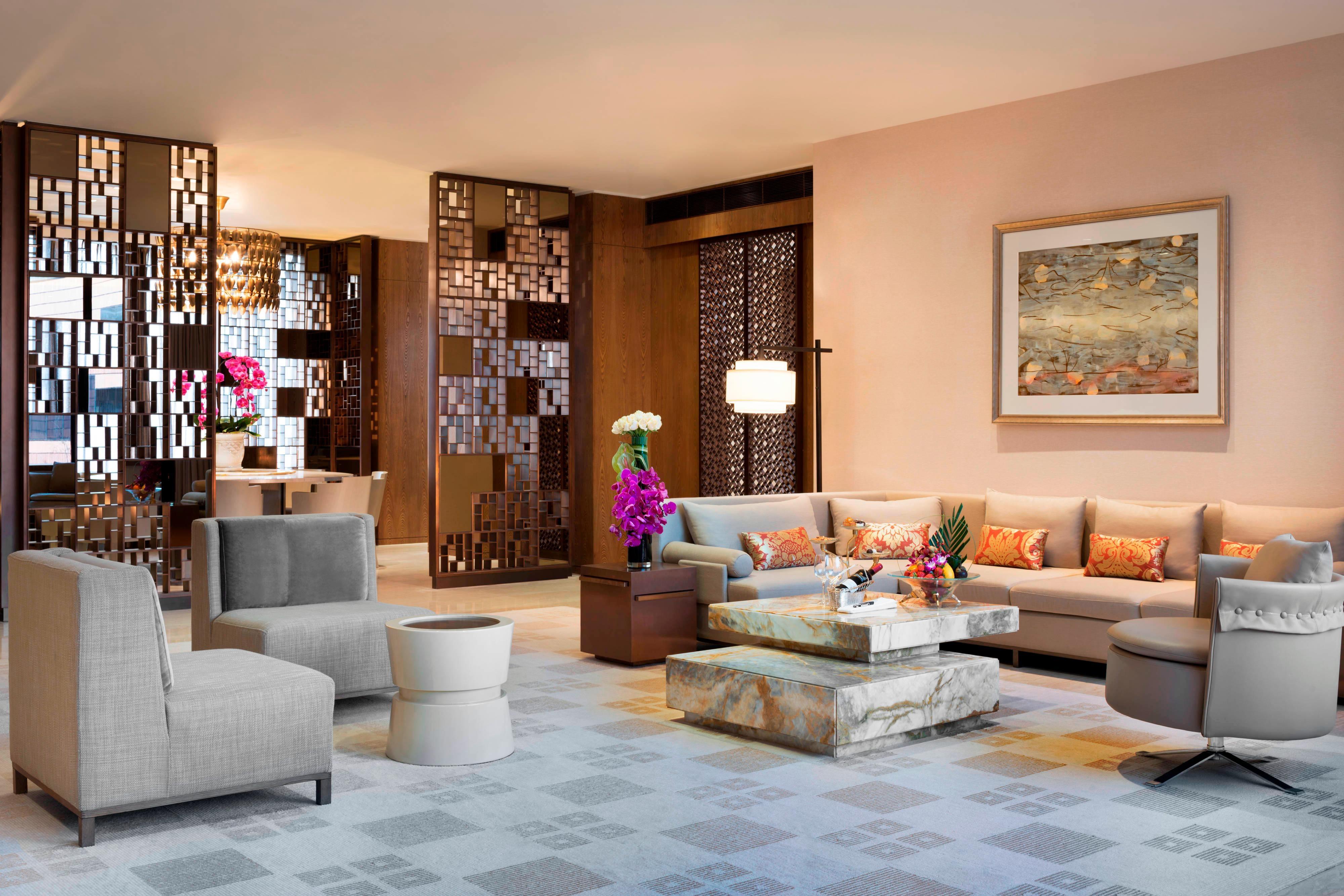 Hengshan Suite - Living Room